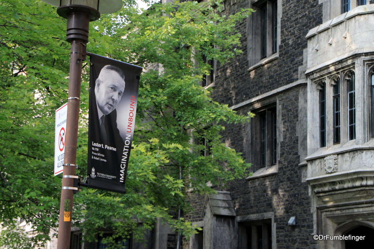 Victoria University, Toronto