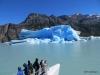 Viedma Glacier, El Chaltan 044  Iceberg