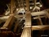 Elaborate timbers, Wieliczka Salt Mine.