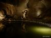 Underground lake, Wieliczka Salt Mine