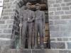 Statue of miners, Wieliczka Salt Mine