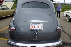 1948 Ford Tudor Super Deluxe Sedan