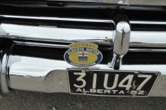 1952 Olds 88, Calgary