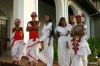 Wedding dancers, Galle Face Hotel, Colombo