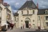 Entrance to Abbaye Fontevraud