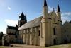 Church, Fontevraud Abbey