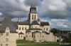 Chevet, Fontevraud Abbey