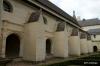 Cloister, Fontevraud Abbey