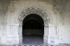 Entrance to Chapter House, Fontevraud Abbey