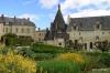 Grounds, Fontevraud Abbey