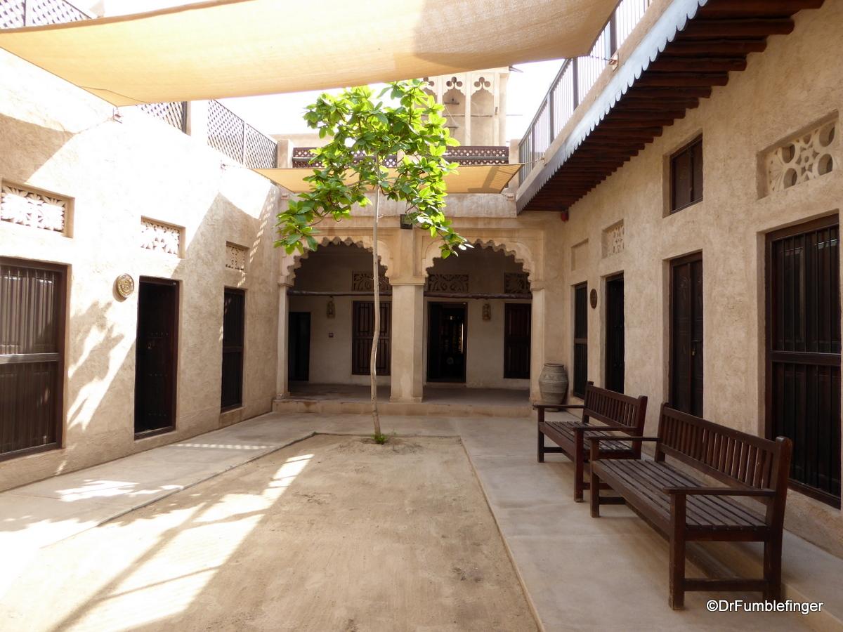 Al Fahidi Historic District, Dubai