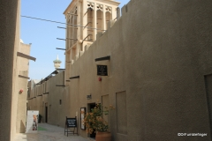 Al Fahidi Historic District, Dubai