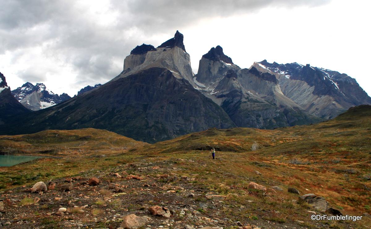 Paines Massif, Torres Del Paine