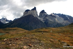 Paines Massif, Torres Del Paine