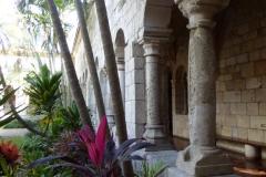 Courtyard, Ancient Spanish Monastery, Florida