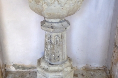 Font, Ancient Spanish Monastery, Florida