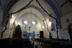 Chapel, Ancient Spanish Monastery, Florida