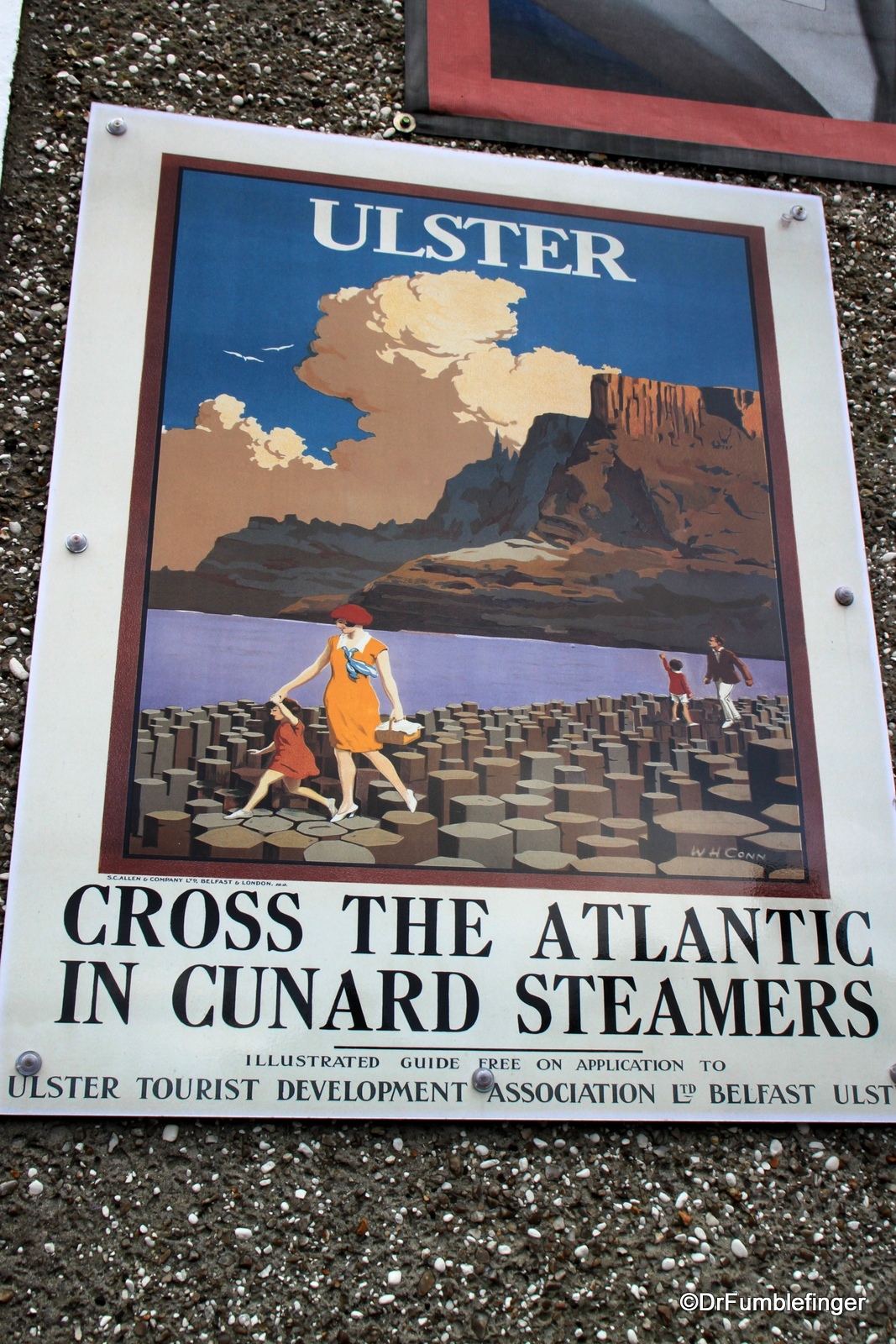 Old Giant's Causeway promotional material