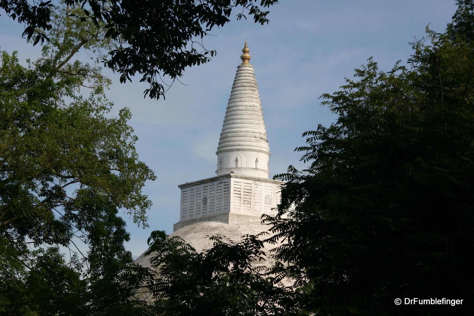 Anuradhapura -- Ruwanweli Seya Stupa