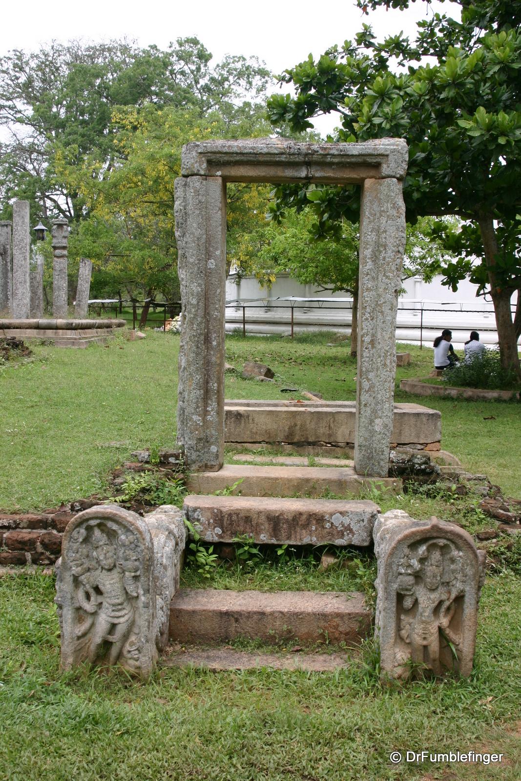 Anuradhapura -- Ruins