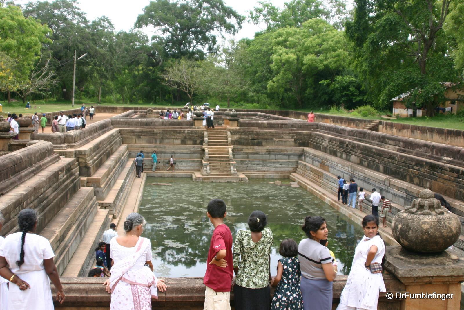 Anuradhapura -- Kuttam Pokuna