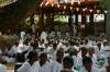 Anuradhapura -- Bodhi tree pilgrims