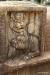 Anuradhapura -- Lion carving