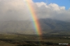 Rainbow over West Maui Mountains