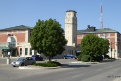 Old CPR station,  Moose Jaw