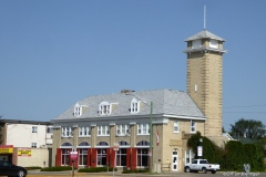 Old Fire Station, Moose Jaw