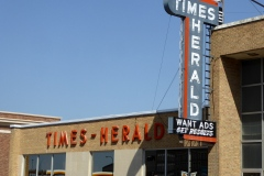 Times Herald Building, Moose Jaw