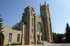 St.  Andrew's United Church, Moose Jaw