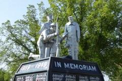 War Memorial,  Moose Jaw