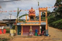 Temple, Nuwara Eliya