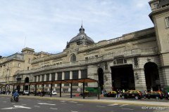 Recoleta Train Station