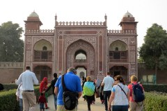 Entrance to the Tomb of Itimad-ud-Daulah