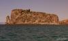 Small island off Isla Espiritu Santo
