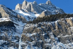 Cascade Mountain, Banff National Park