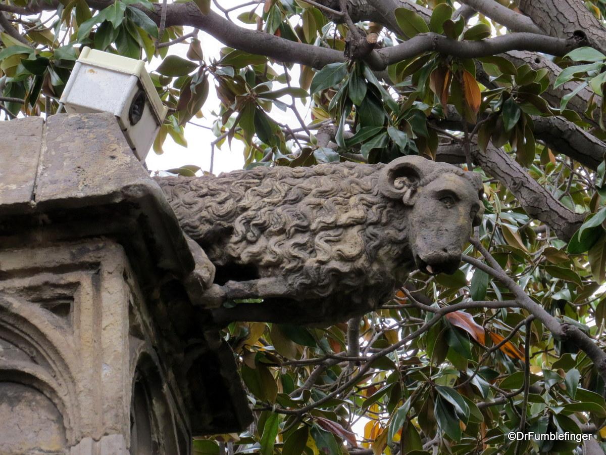 Grotesque, Cloister, Barcelona Cathedral