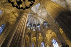 Interior, Barcelona Cathedral