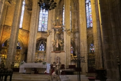 Main Altar, Barcelona Cathedral
