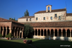 Abbey adjoining the Church of San Zeno, Verona