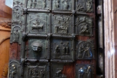 Bronze doors, Church of San Zeno, Verona
