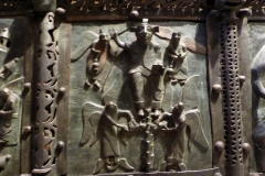 Bronze door panel, Church of San Zeno, Verona