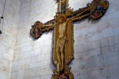 Church of San Zeno, Verona.  14th century Stazional Cross