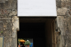 Entrance to the Batticaloa Fort