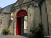 Entrance to Museum of Bayeux Tapestry