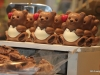 Chocolate teddy bears, Brussels