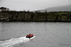 Zodiacing to Tucker's Islets