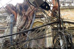 Typical Delhi wiring